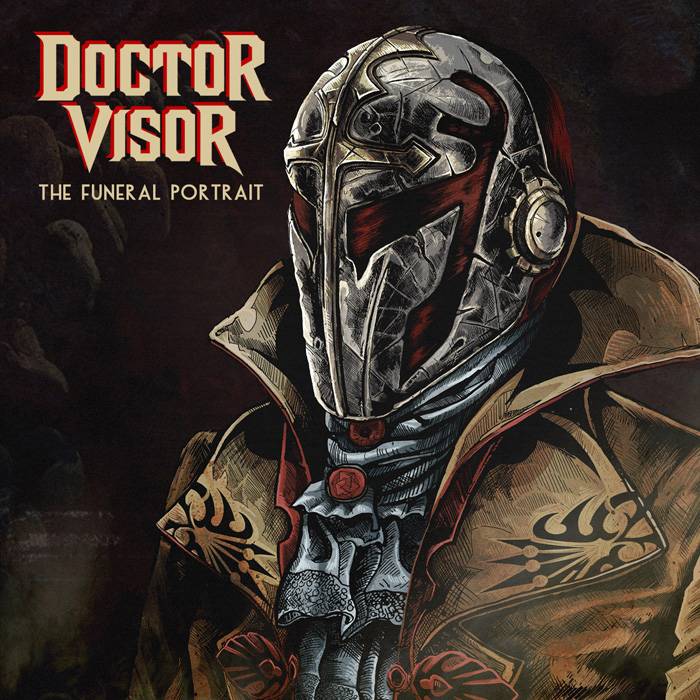 Doctor Visor Cover
